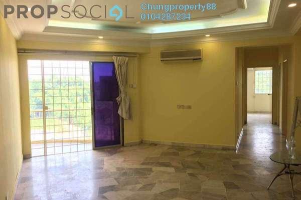 Condominium For Sale in Pandan Height, Pandan Perdana Freehold Semi Furnished 3R/2B 399k