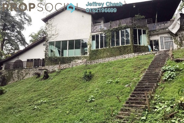 Bungalow For Sale in Bukit Tunku, Kenny Hills Freehold Semi Furnished 4R/4B 7.5m