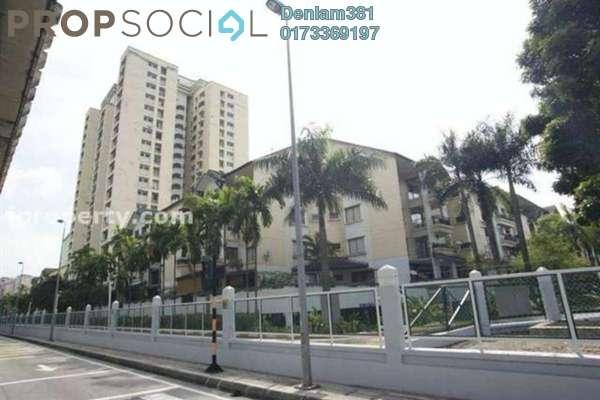 Condominium For Rent in Tiara Ampang, Ampang Freehold Fully Furnished 3R/2B 2k