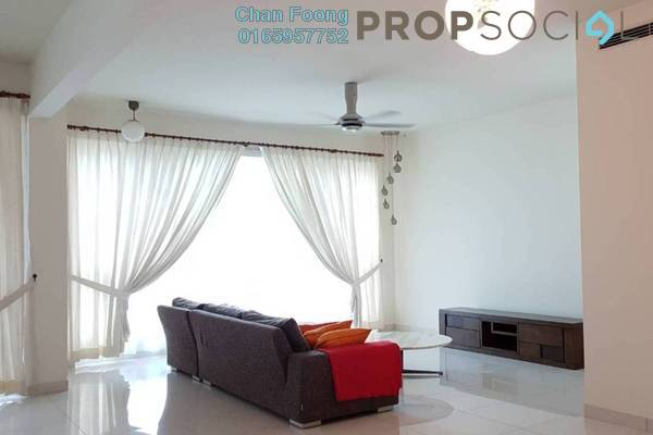 For Rent Condominium at Kiaramas Ayuria, Mont Kiara Freehold Fully Furnished 3R/2B 5.3k