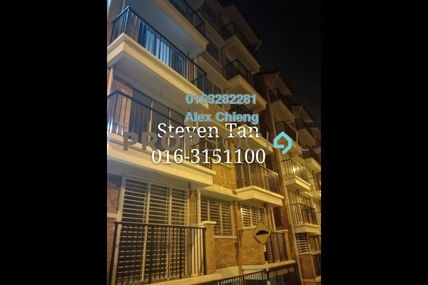 Apartment For Rent in Goodview Heights, Kajang Freehold Semi Furnished 3R/2B 800translationmissing:en.pricing.unit