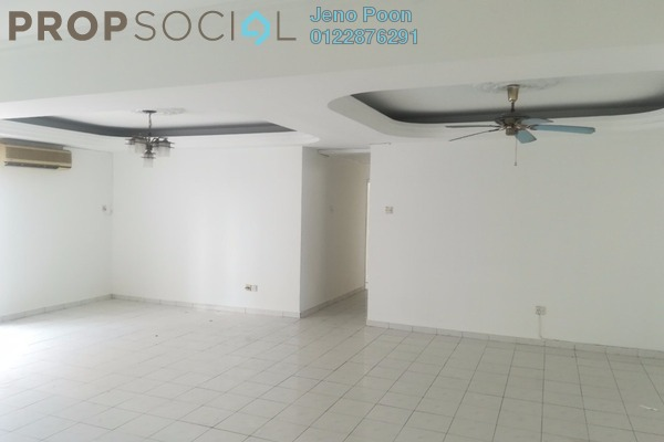 Condominium For Sale in Endah Ria, Sri Petaling Freehold Semi Furnished 3R/2B 509k