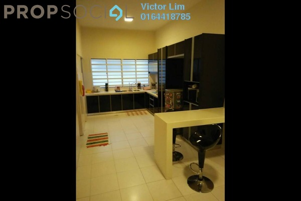 Terrace For Sale in Bandar Nusaputra, Puchong Freehold Semi Furnished 4R/3B 750k