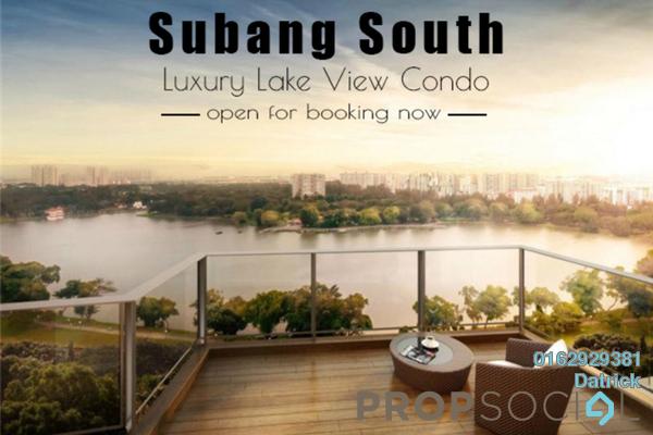 Condominium For Sale in TCS Arcadia, Bandar Saujana Putra Freehold Semi Furnished 3R/2B 365k