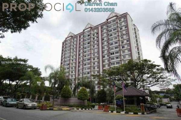 Condominium For Sale in Danau Impian, Taman Desa Freehold Unfurnished 3R/2B 400k