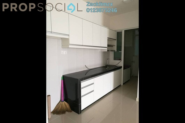 Condominium For Sale in Scenaria, Segambut Freehold Semi Furnished 3R/2B 601k