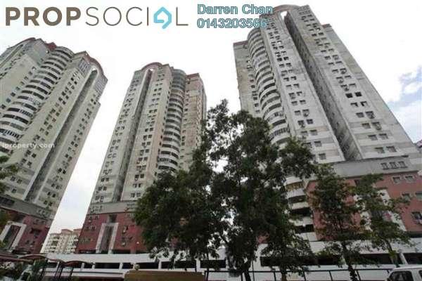 Condominium For Sale in Bukit Pandan 2, Pandan Perdana Freehold Semi Furnished 3R/2B 385k