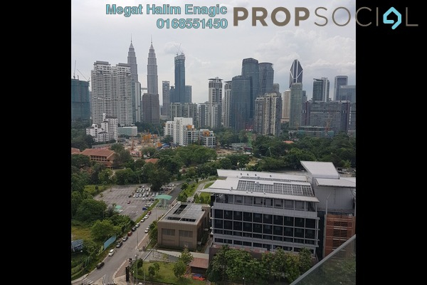 Condominium For Rent in 231 TR, KLCC Freehold Fully Furnished 3R/2B 3.5k