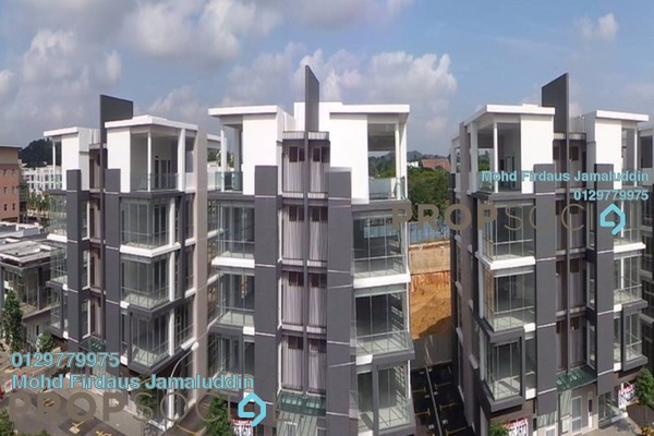 Shop For Rent in TTDI Dualis, Equine Park Freehold Unfurnished 10R/0B 23k