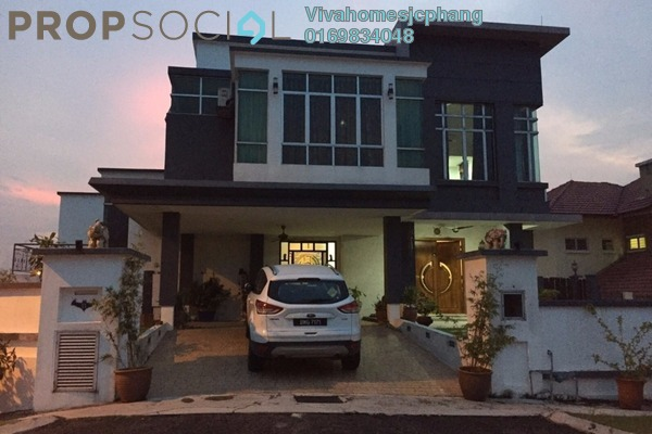Bungalow For Sale in Emerald East, Rawang Freehold Unfurnished 6R/6B 1.6m