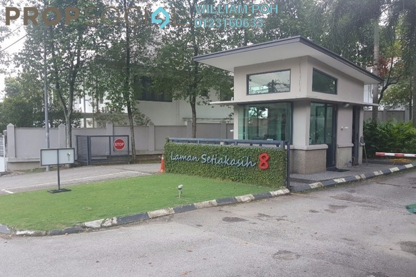 Semi-Detached For Rent in Laman Setiakasih 8, Damansara Heights Freehold Semi Furnished 6R/7B 8.5k