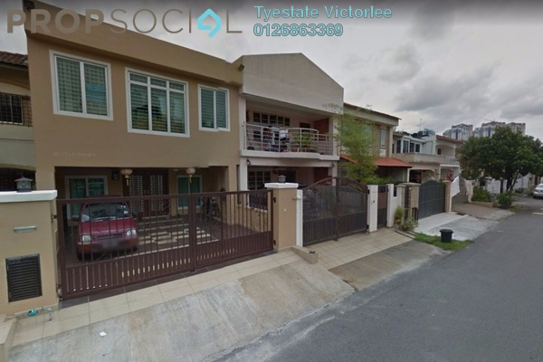Terrace For Sale in Pandan Perdana, Pandan Indah Freehold Fully Furnished 4R/3B 848k