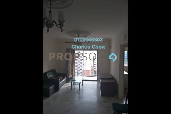 Condominium For Rent in Kenanga Apartment, Pusat Bandar Puchong Freehold Fully Furnished 3R/2B 1k