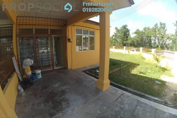 Terrace For Rent in Seroja Hills, Bandar Baru Salak Tinggi Freehold Unfurnished 3R/2B 1.1k