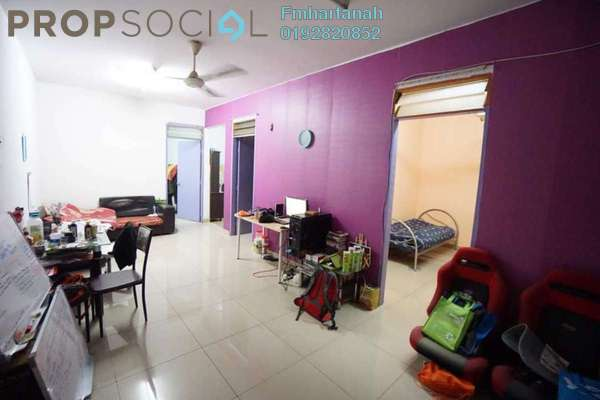 Apartment For Sale in Mentari Court 1, Bandar Sunway Freehold Unfurnished 3R/2B 260k