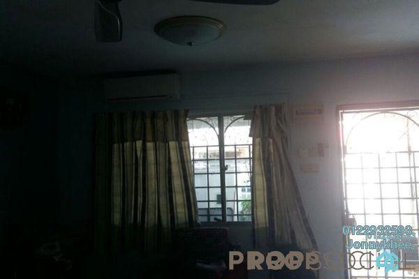 For Sale Terrace at Taman Sri Sinar, Segambut Freehold Semi Furnished 3R/2B 420k