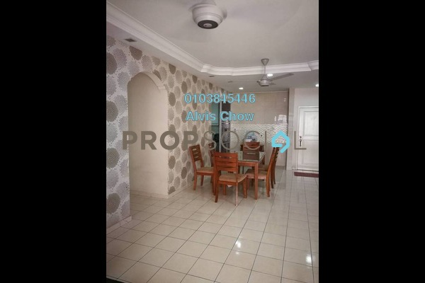 Condominium For Rent in Cengal Condominium, Bandar Sri Permaisuri Freehold Fully Furnished 3R/2B 1.6k