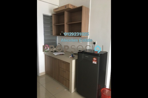 Condominium For Sale in Casa Residenza, Kota Damansara Freehold Semi Furnished 3R/2B 420k
