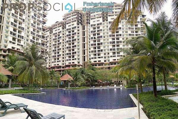 Condominium For Sale in Armanee Condominium, Damansara Damai Freehold Semi Furnished 4R/3B 650k