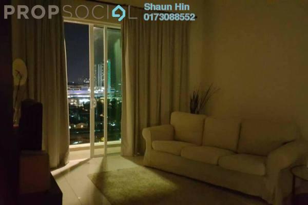 Condominium For Rent in Glomac Damansara Residences, TTDI Freehold Fully Furnished 2R/2B 2.7k