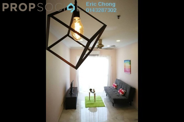 SoHo/Studio For Sale in D-Villa Residence, Ampang Hilir Freehold Fully Furnished 1R/1B 500k