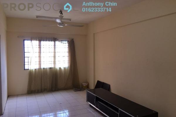 Apartment For Rent in Kantan Court, Seri Kembangan Leasehold Unfurnished 3R/2B 800translationmissing:en.pricing.unit