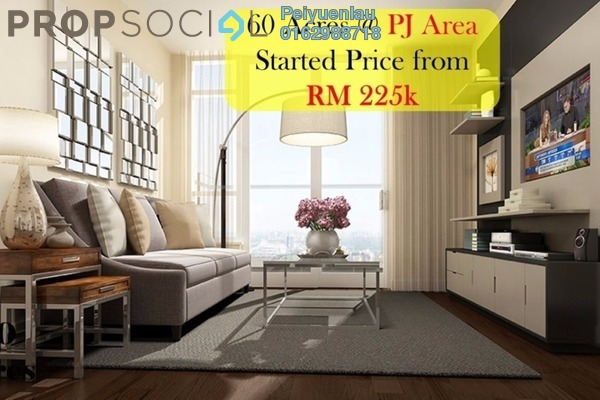 SoHo/Studio For Sale in Desa Damansara, Damansara Heights Freehold Fully Furnished 2R/2B 400k