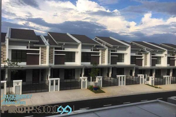 Terrace For Sale in M Residence 2, Rawang Freehold unfurnished 4R/3B 480k