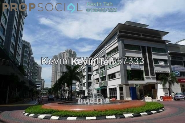 Office For Rent in Solaris Mont Kiara, Mont Kiara Freehold Semi Furnished 0R/0B 22k
