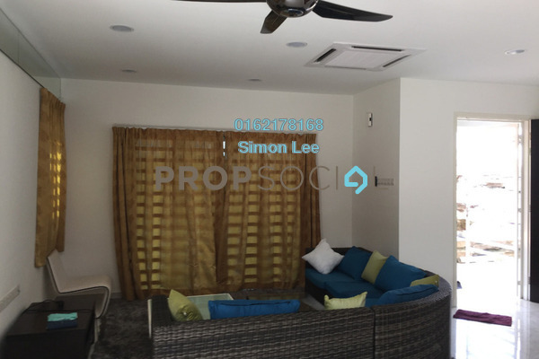Semi-Detached For Sale in Bandar Country Homes, Rawang Freehold Semi Furnished 5R/4B 1.25m