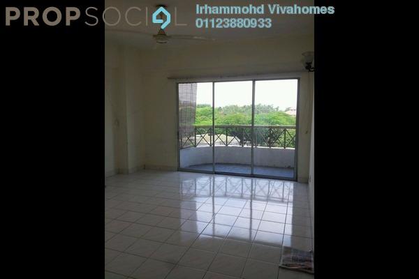 Condominium For Rent in Sri Mahligai, Shah Alam Freehold Semi Furnished 3R/2B 1.45k