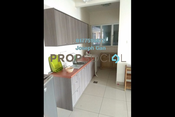 Condominium For Sale in Impian Meridian, UEP Subang Jaya Freehold Semi Furnished 3R/2B 550k