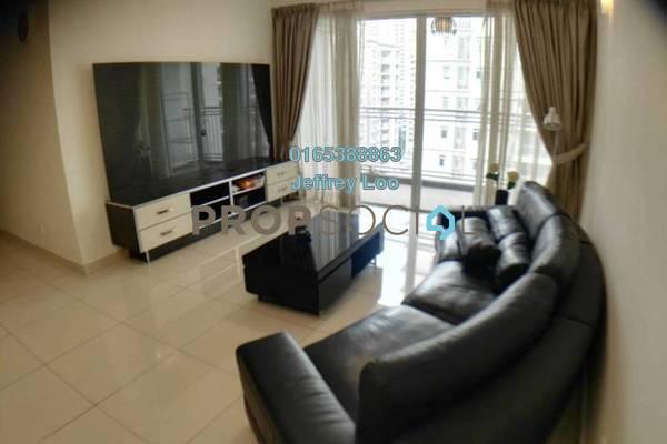 Condominium For Rent in Ceriaan Kiara, Mont Kiara Freehold Fully Furnished 4R/4B 4.5k
