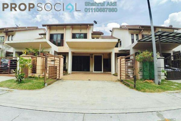 Superlink For Sale in Putra Avenue, Putra Heights Freehold Semi Furnished 5R/4B 760k