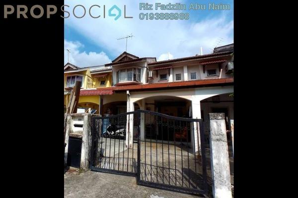 Terrace For Sale in USJ 13, UEP Subang Jaya Freehold Semi Furnished 4R/3B 620k