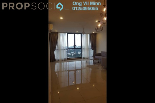 Condominium For Rent in KL Gateway, Bangsar South Freehold Fully Furnished 2R/2B 3.8k