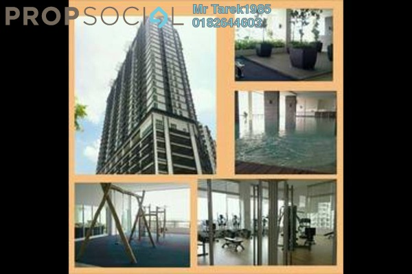 Condominium For Rent in 222 Residency, Setapak Freehold Fully Furnished 1R/1B 650translationmissing:en.pricing.unit