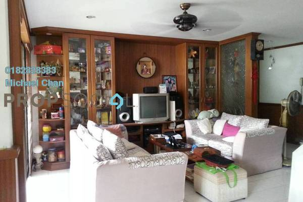 Condominium For Sale in Villa OUG, Old Klang Road Freehold Semi Furnished 3R/2B 650k