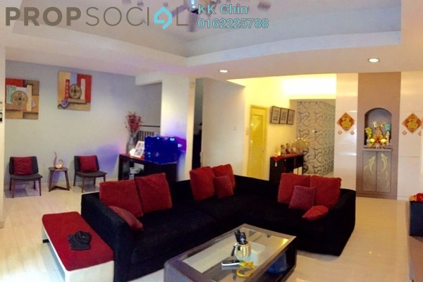 Terrace For Sale in SouthLake, Desa ParkCity Freehold Semi Furnished 4R/5B 2.35m