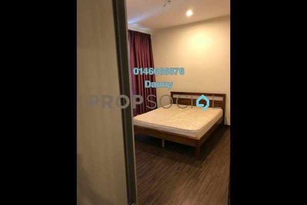 Condominium For Rent in The Loft @ ZetaPark, Setapak Freehold Fully Furnished 3R/2B 2.3k