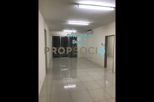 Condominium For Rent in Platinum Lake PV20, Setapak Freehold Unfurnished 3R/2B 1.8k