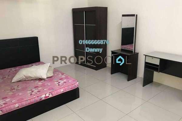 Condominium For Rent in Platinum Lake PV16, Setapak Freehold Semi Furnished 4R/2B 2k