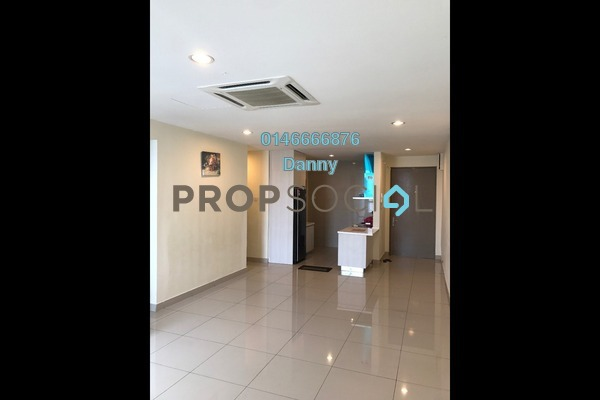 Condominium For Rent in The Loft @ ZetaPark, Setapak Freehold Semi Furnished 3R/2B 2.1k
