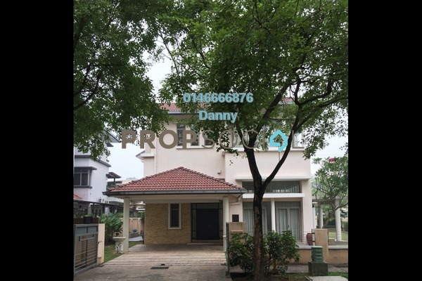 Condominium For Rent in Changkat Kiara, Dutamas Freehold Semi Furnished 6R/6B 8k