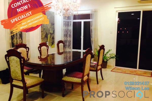 Terrace For Sale in Adora, Desa ParkCity Freehold Fully Furnished 5R/4B 2.3m