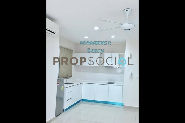Condominium For Rent in Hedgeford 10 Residences, Wangsa Maju Freehold Fully Furnished 1R/1B 1.6k
