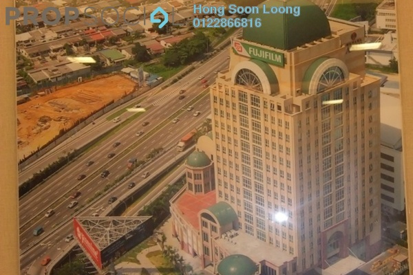 Office For Rent in Menara Axis, Petaling Jaya Freehold Unfurnished 0R/2B 28.4k