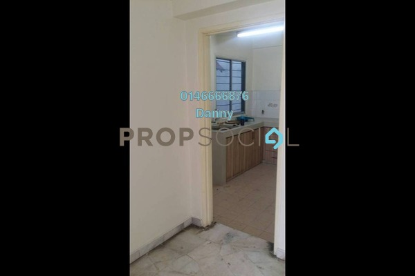 Condominium For Rent in Sri Pelangi, Setapak Freehold Unfurnished 3R/2B 1.2k