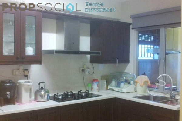 Condominium For Sale in Ken Damansara I, Petaling Jaya Freehold Semi Furnished 2R/2B 825k