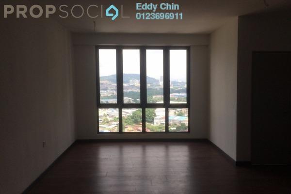 SoHo/Studio For Rent in Silk Sky, Balakong Freehold Semi Furnished 0R/1B 1.1k